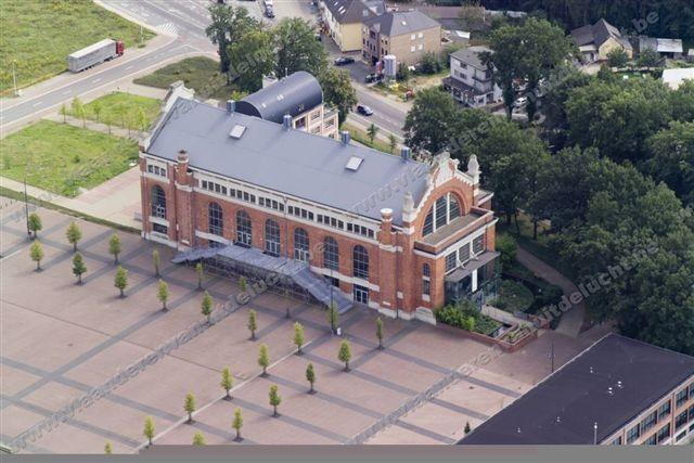 ECR-gebouw op mijnsite van Zolder_2