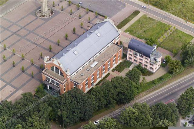 ECR-gebouw op mijnsite van Zolder_3