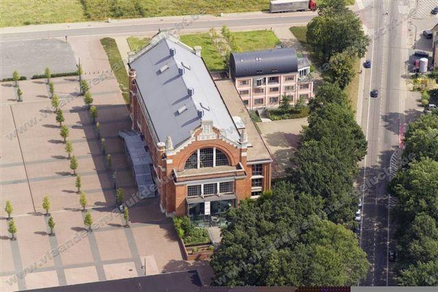 ECR-gebouw op mijnsite van Zolder_4