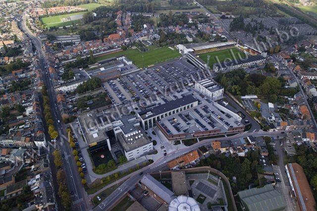 Nieuwe gebouwen Telenet  - fase 3_1