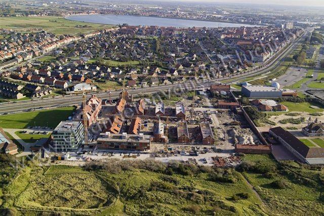 Residentieel project op site van oud militair hospitaal_3