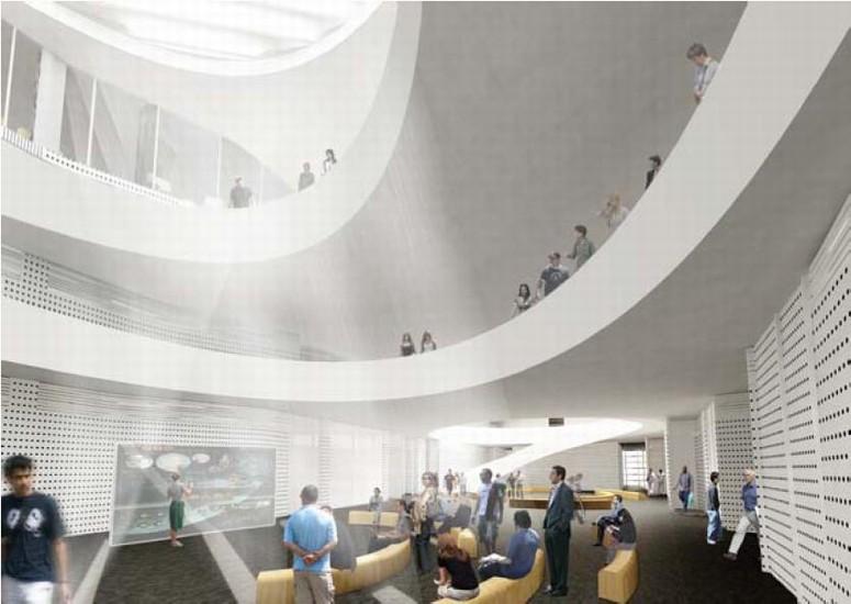 Vernieuwing Campus Schoonmeersen Hogeschool Gent_2