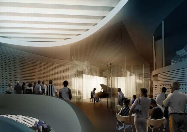 Vernieuwing Campus Schoonmeersen Hogeschool Gent_3