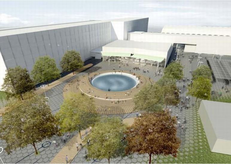 Vernieuwing Campus Schoonmeersen Hogeschool Gent_5