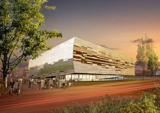 Vernieuwing Campus Schoonmeersen Hogeschool Gent_6