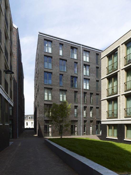 Hessenberg, 200 appartementen en 1.200 m² commerciële functies. _4