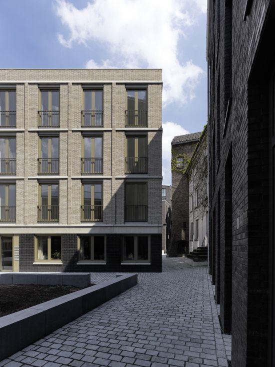 Hessenberg, 200 appartementen en 1.200 m² commerciële functies. _5