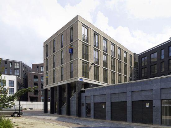 Hessenberg, 200 appartementen en 1.200 m² commerciële functies. _6