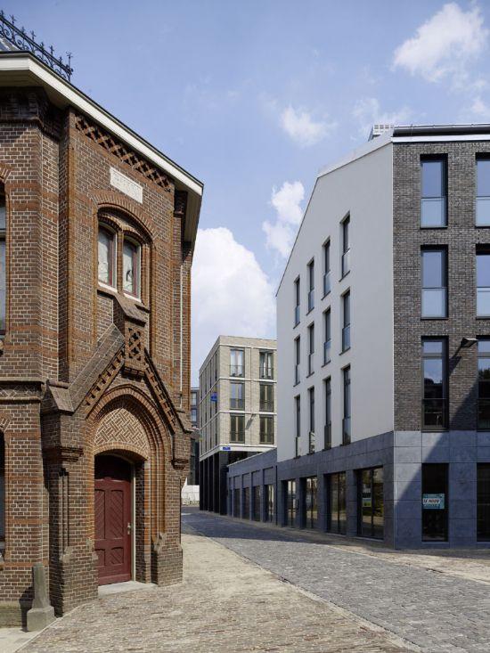 Hessenberg, 200 appartementen en 1.200 m² commerciële functies. _7
