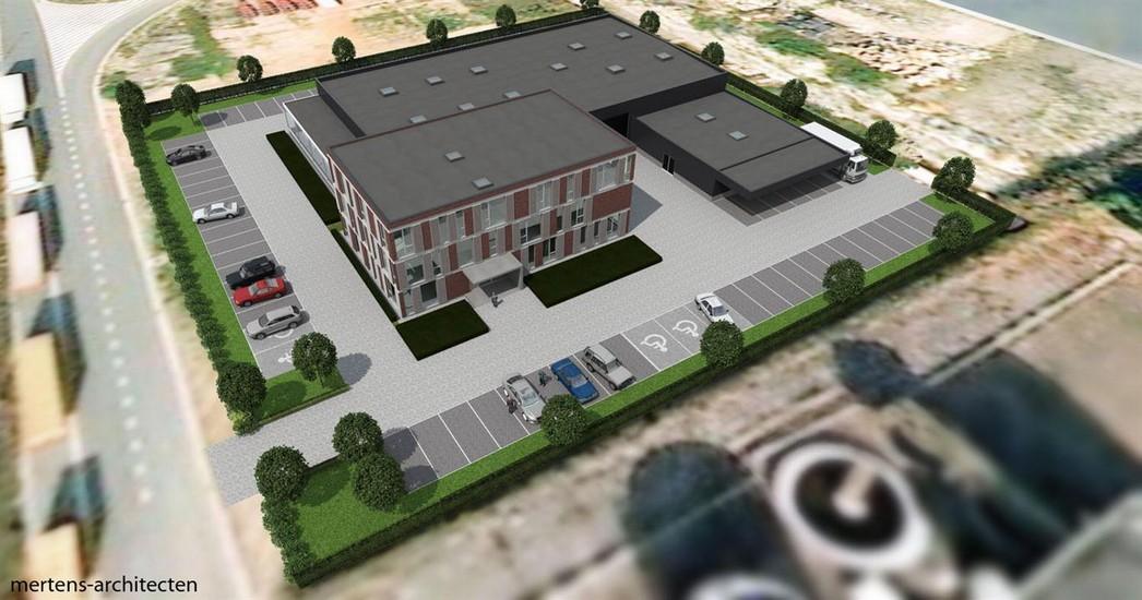 Kantoren en laboratoria Romeynsweel Mertens-architecten_3
