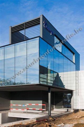 Bedrijfsgebouw Kinnarps Wemmel_2