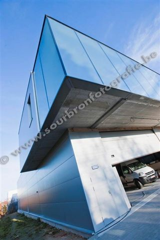 Bedrijfsgebouw Kinnarps Wemmel_4