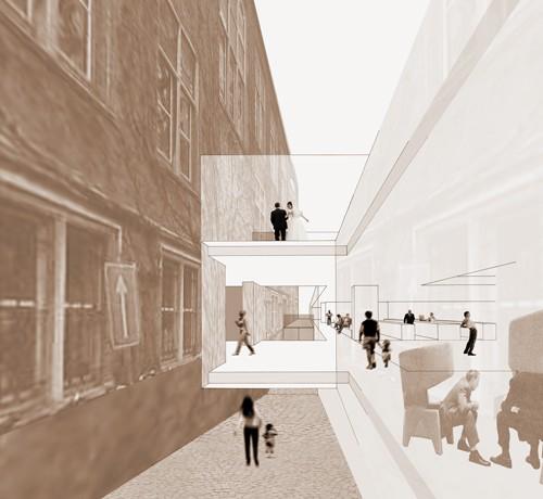 Renovatie, restauratie en uitbreiding van het gemeentehuis van Maldegem_2