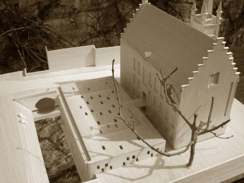 Renovatie, restauratie en uitbreiding van het gemeentehuis van Maldegem_3