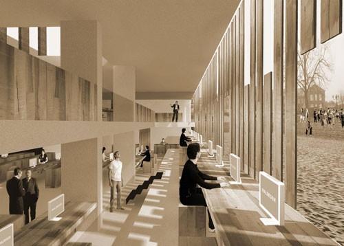 Renovatie, restauratie en uitbreiding van het gemeentehuis van Maldegem_4