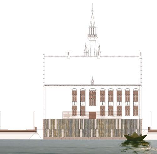 Renovatie, restauratie en uitbreiding van het gemeentehuis van Maldegem_5