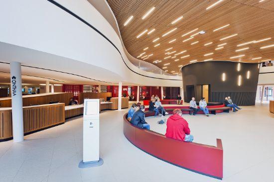 Nouveau centre administratif Houthalen_1