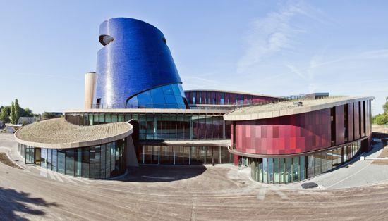 Nouveau centre administratif Houthalen_4
