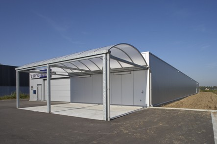 Nieuwbouw parkeergarage Eurolimo_2