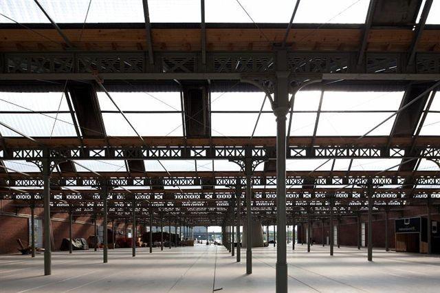 Spoor Noord in Antwerpen_2