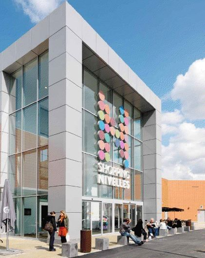 Nijvel Shopping Center_1