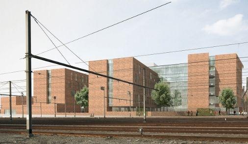 Scholencampus VISO centrum van Hasselt_1