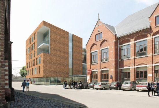 Scholencampus VISO centrum van Hasselt_2