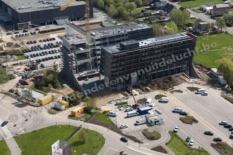 Nieuwbouw voor provinciebestuur en Cegeka_8