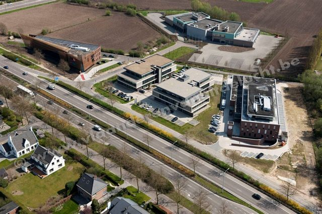 Ekkelgarden Business parc met o.m. nieuwe gebouwen Confederatie Bouw Limburg_2