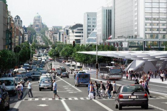 Rogierplein Brussel_2
