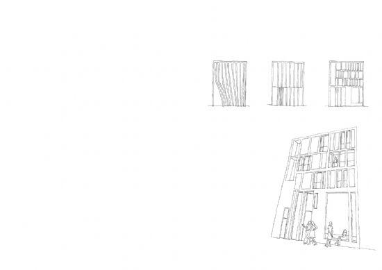 ZED-GIGOGNE ontwerpen Maison Des Femmes in Schaarbeek_13