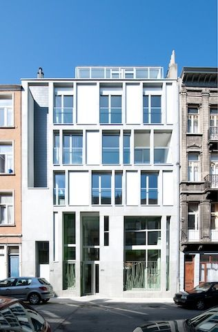 ZED-GIGOGNE ontwerpen Maison Des Femmes in Schaarbeek_2