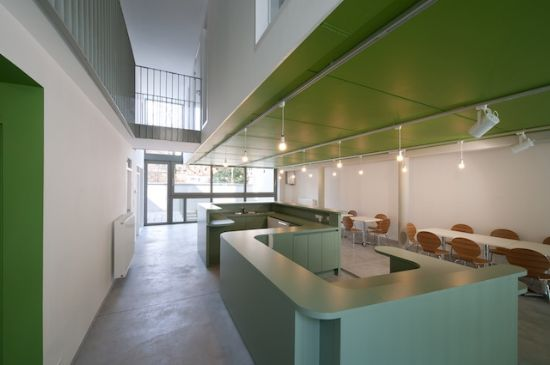 ZED-GIGOGNE ontwerpen Maison Des Femmes in Schaarbeek_5