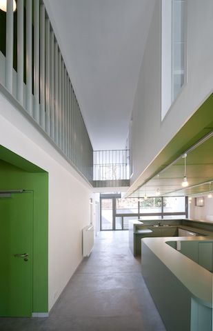 ZED-GIGOGNE ontwerpen Maison Des Femmes in Schaarbeek_7