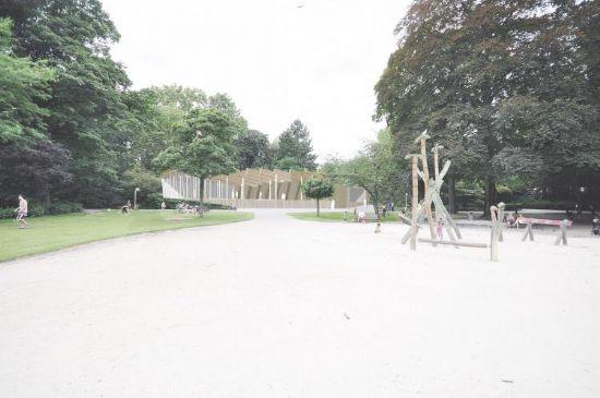 Café en Stelplaats Groendienst in het Stadspark_3