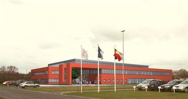 Bedrijfsgebouw Bayer Bio Science_2