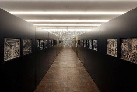Musée de l'Holocauste - Caserne Dossin Malines_17