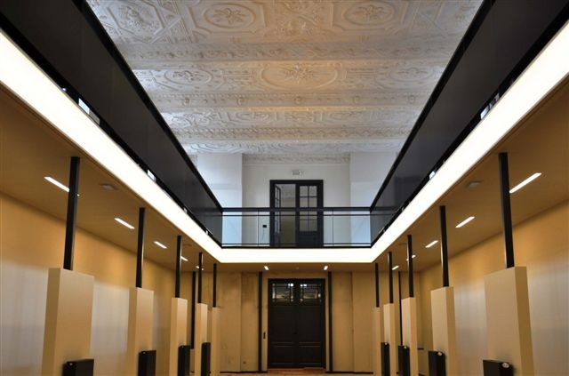 Restauratie van de historische Emile Braunschool te Gent_2