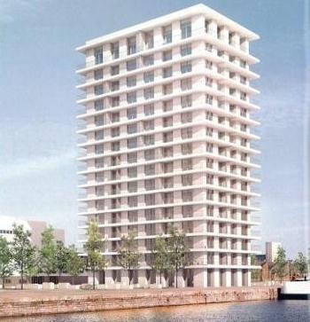Woontoren Westkaaiproject_1