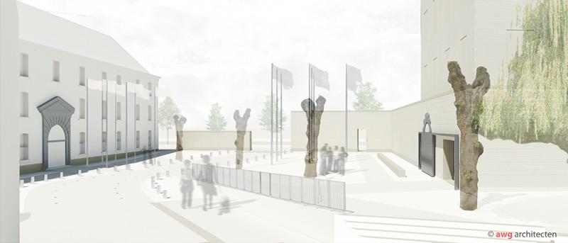 Museum, memoriaal en documentatiecentrum over Holocaust en mensenrechten_4