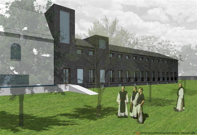Verbouwing en nieuwbouw Sint-Sixtusabdij Westvleteren_3