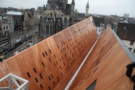 Stadshal Gent + Herinrichting Emile Braunplein_2