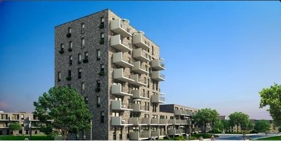 Woonproject 'Vogelnest' Hoboken_3