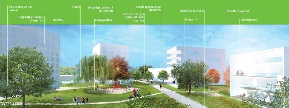 Projet résidentiel 'Groen Zuid' Hoboken_2
