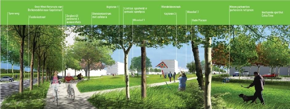 Projet résidentiel 'Groen Zuid' Hoboken_3