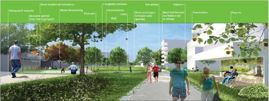 Projet résidentiel 'Groen Zuid' Hoboken_5