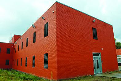 Extension de la prison de Wortel_7