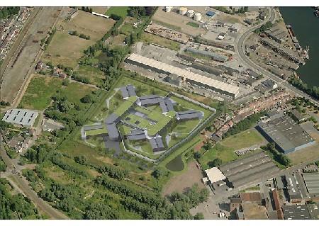 Centre de psychiatrie légale Wondelgem