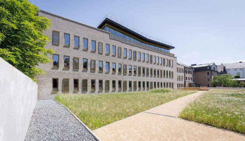 Immeuble de bureaux pour la SWDE