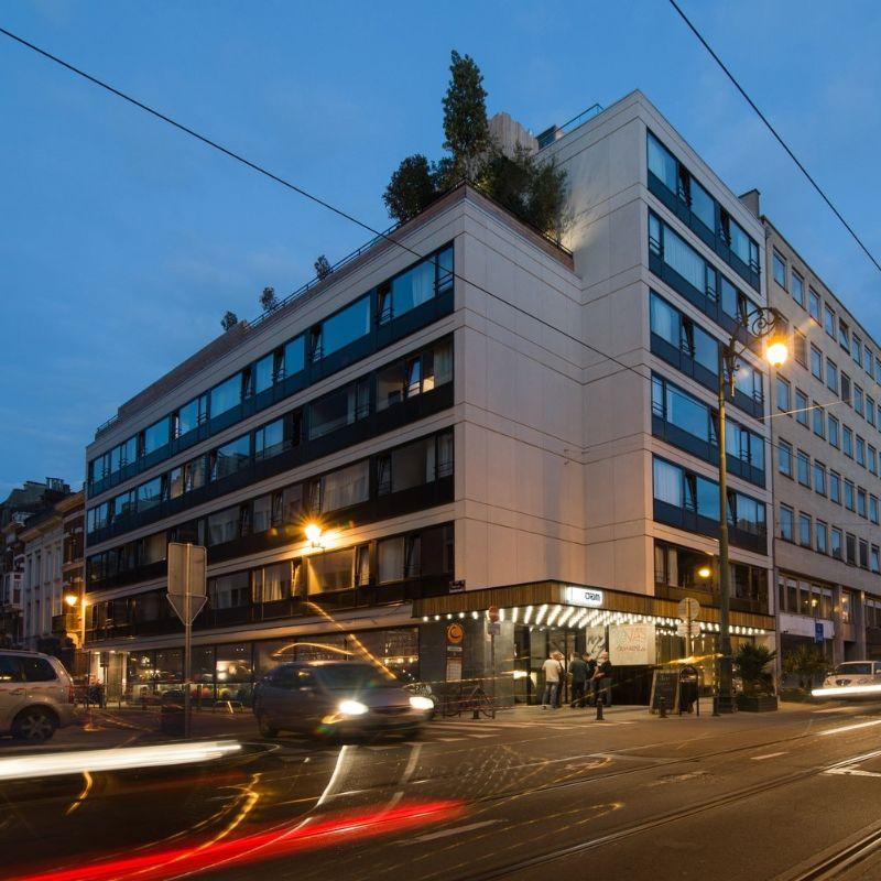Hotel JAM Sint-Gillis